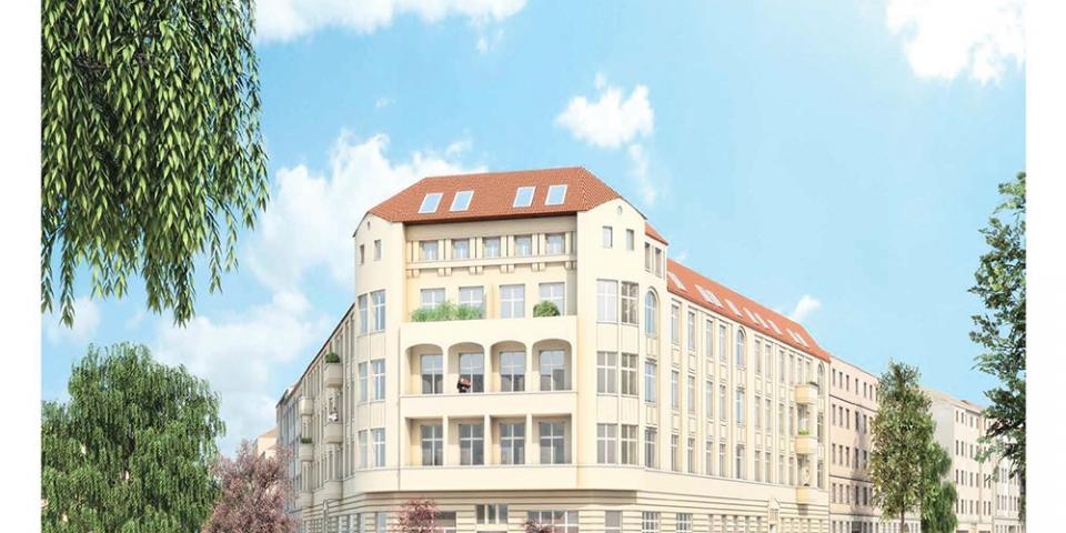 Gustav Adolf Straße, Berlin