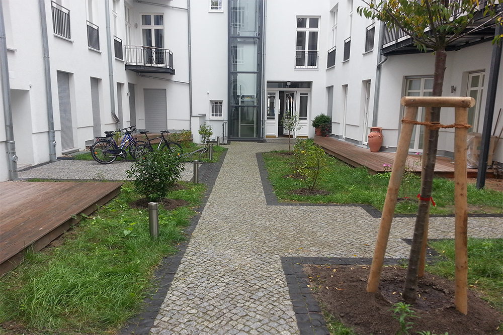 Welserstrasse, Berlin